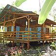Casa Mariposa from the Garden Path 12-08